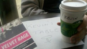 Kevin's Table